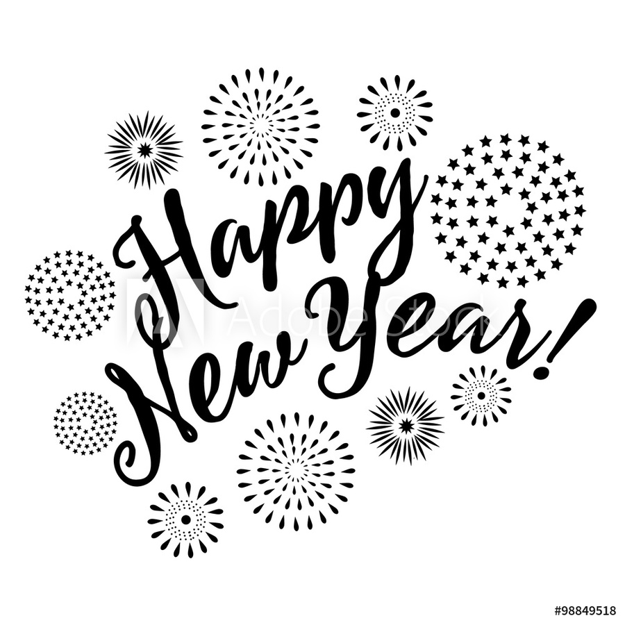 vector graphics clipart new year clip art