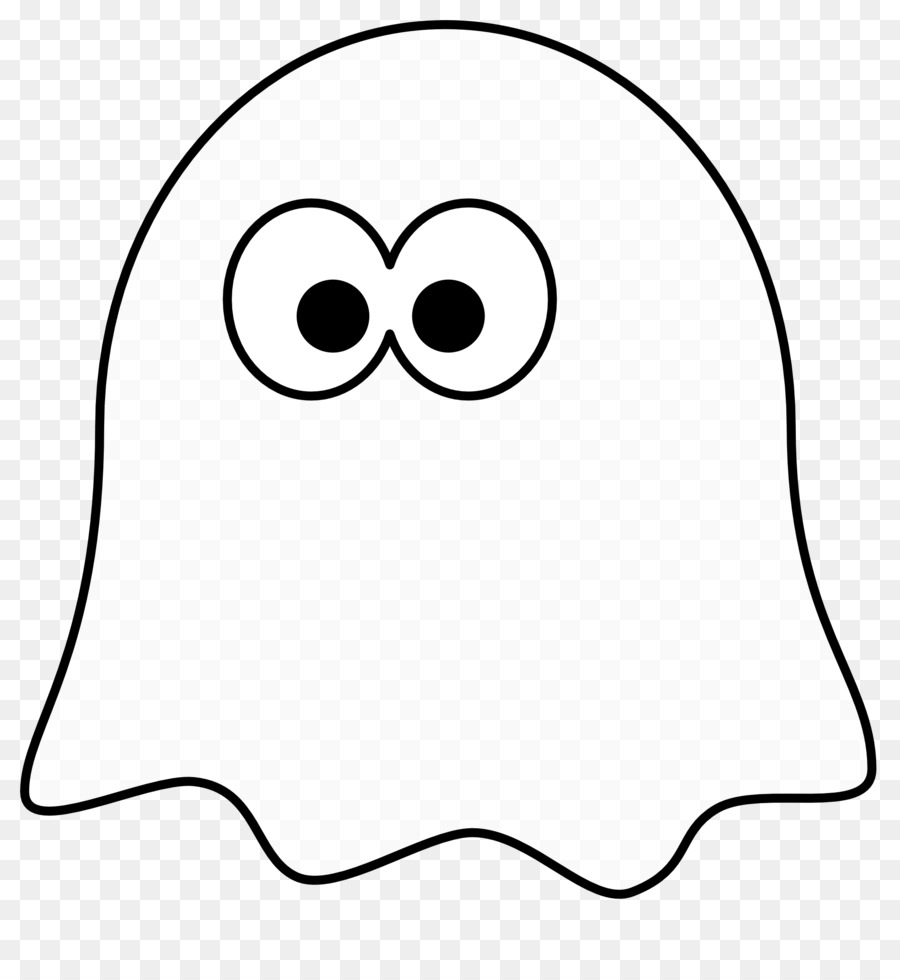 Christmas Images Cartoon Black And White.Christmas Black And White Clipart Drawing Cartoon Ghost