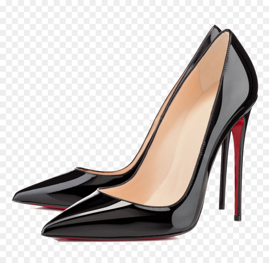 buy online c1926 d7983 christian louboutin heels size 4 clipart High-heeled shoe ...