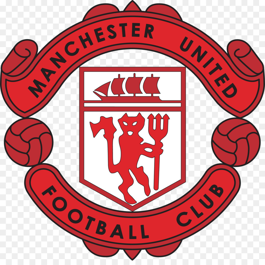 Manchester United Logo Clipart Manchester Drawing Red Transparent Clip Art