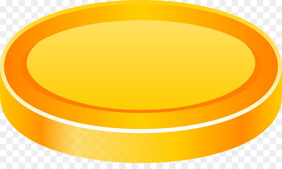 download coin vector png clipart coin clip art coin yellow orange rh kissclipart com yellow scalloped circle frame clip art Black Circle Clip Art