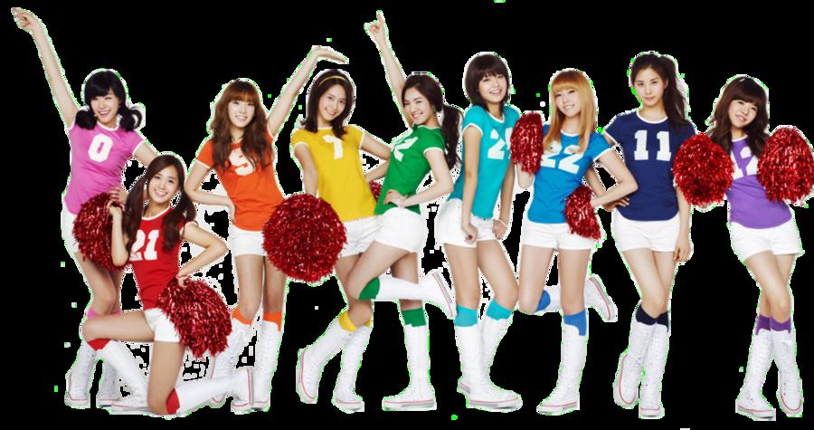 cheer girls png clipart Cheerleading Clip art