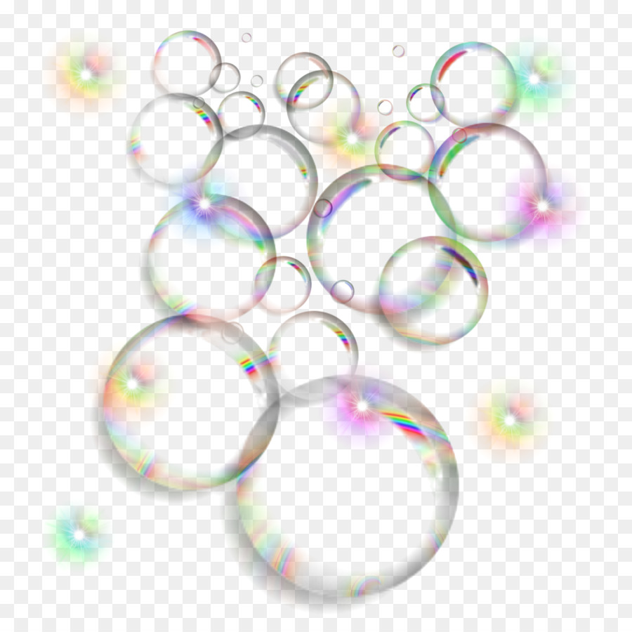 Bubble rainbow. Soap clipart pink circle