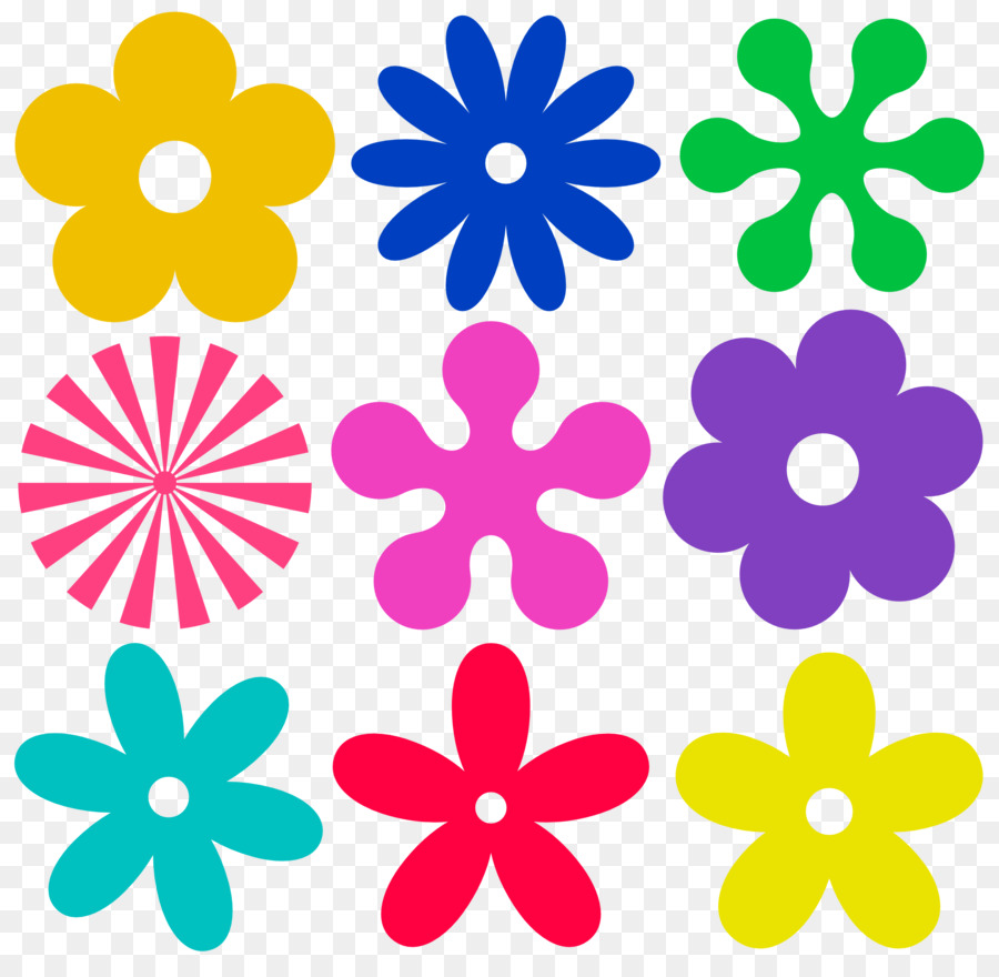 Floral Pattern Background clipart - Flower, Pattern, Design