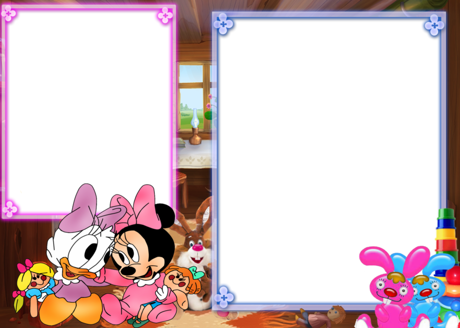 download disney baby frame png clipart mickey mouse picture frames