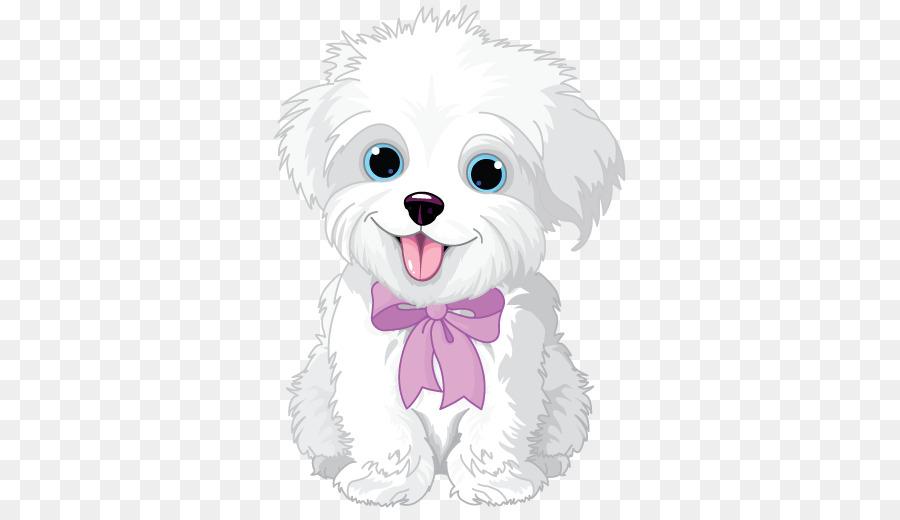 Flower Love clipart - Puppy, Pet, Illustration ...