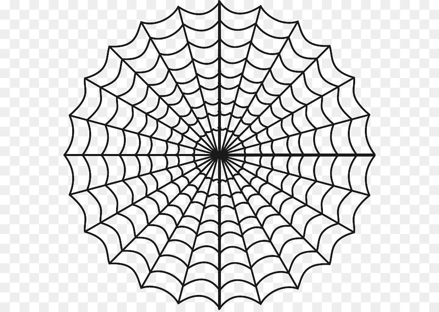 Spiderman Line Drawing