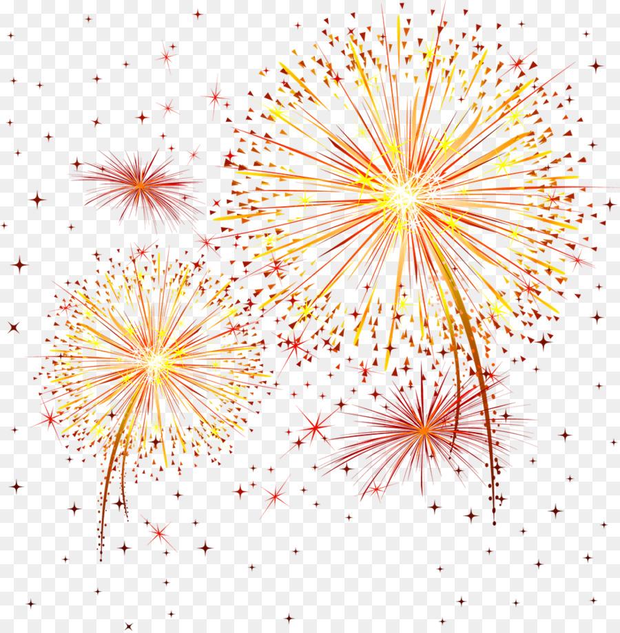 Fireworks Cartoon