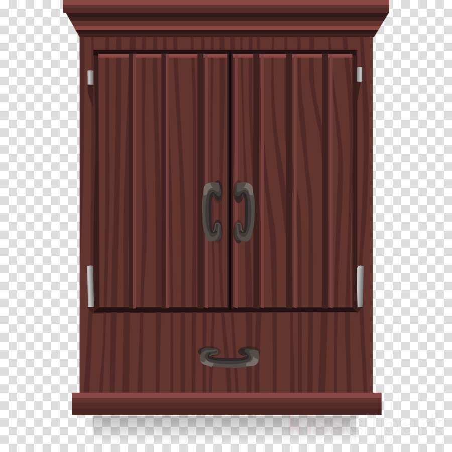 Closet Clipart Cupboard Armoires Wardrobes