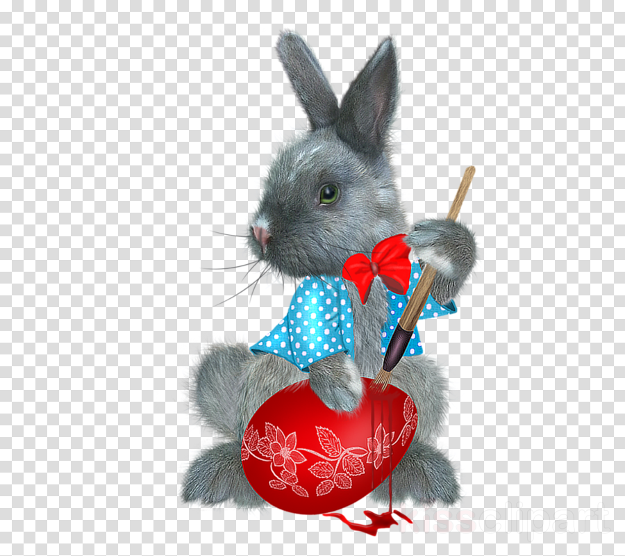 domestic rabbit clipart Domestic rabbit Easter Bunny Rat
