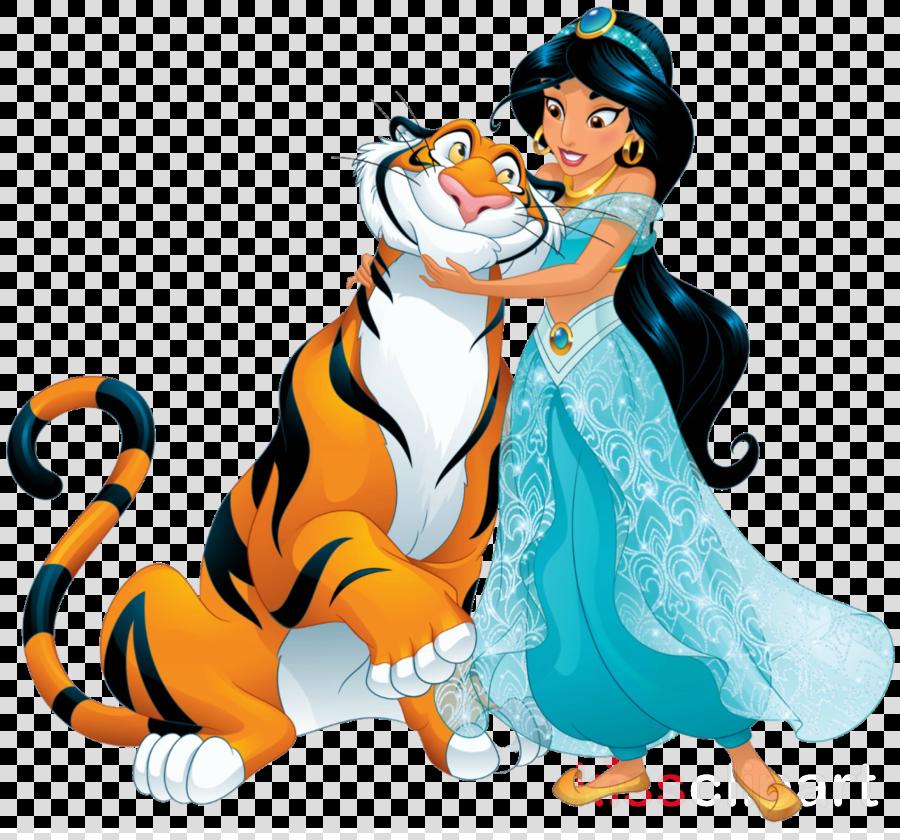 Download Jasmine Birthday Card Aladdin Clipart Princess Jasmine