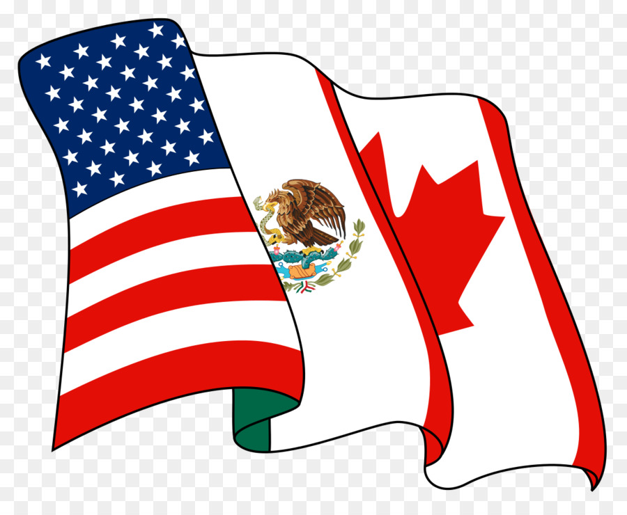 Download North American Free Trade Agreement Clipart United States