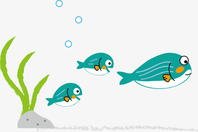 fish swimming in clip art animations n - 650×400