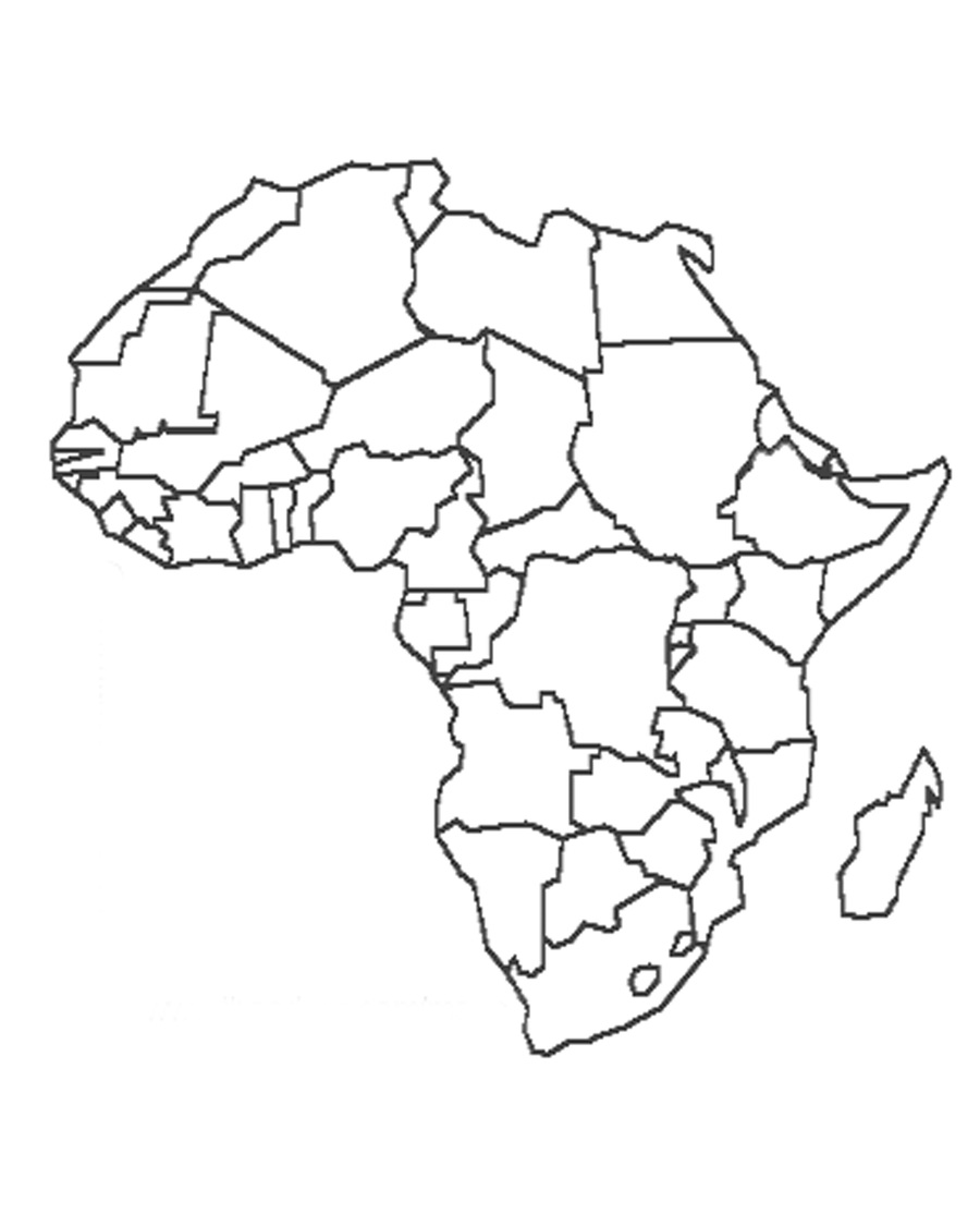 Africa, Map, Globe, Line, Drawing, Font png clipart free ...