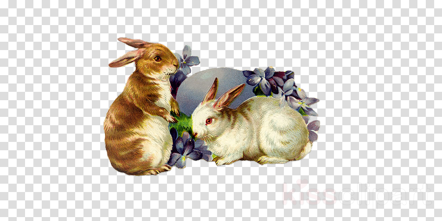 vintage easter bunny clipart Easter Bunny Clip art