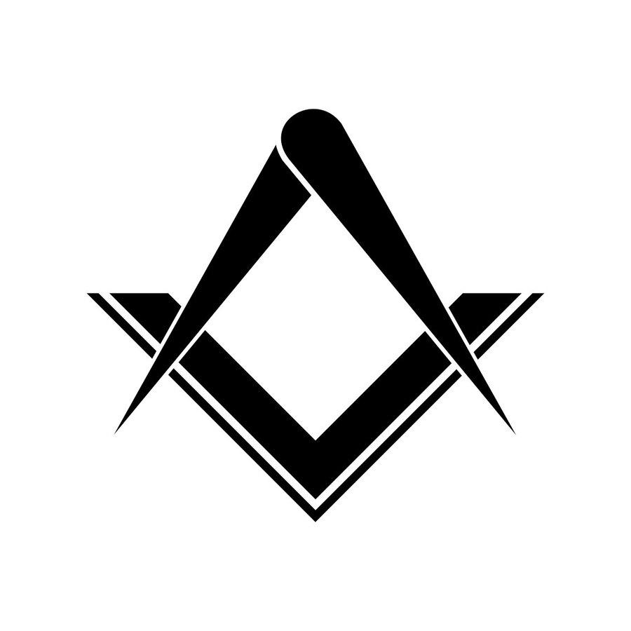 Masonic Ritual And Symbolism Clipart Freemasonry Lodge Square Compasses