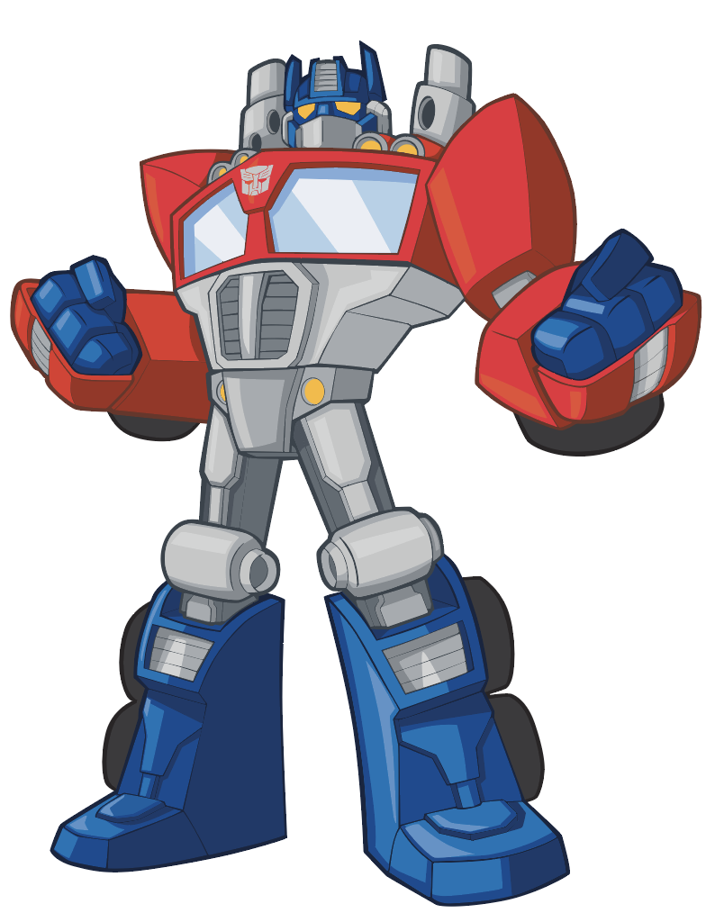 Optimus Prime Cartoon
