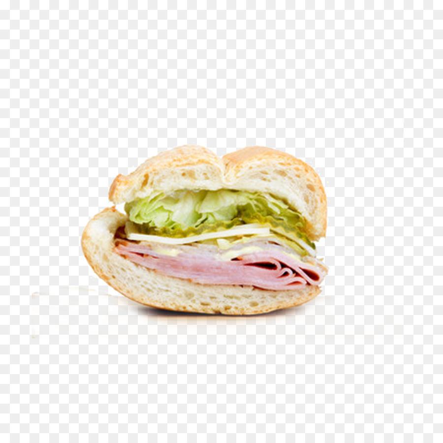 Hamburger Ham Breakfast Transparent Png Image Clipart Free Download