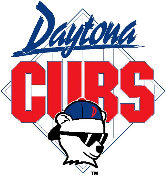 daytona cubs clipart Daytona Tortugas Baseball Chicago Cubs