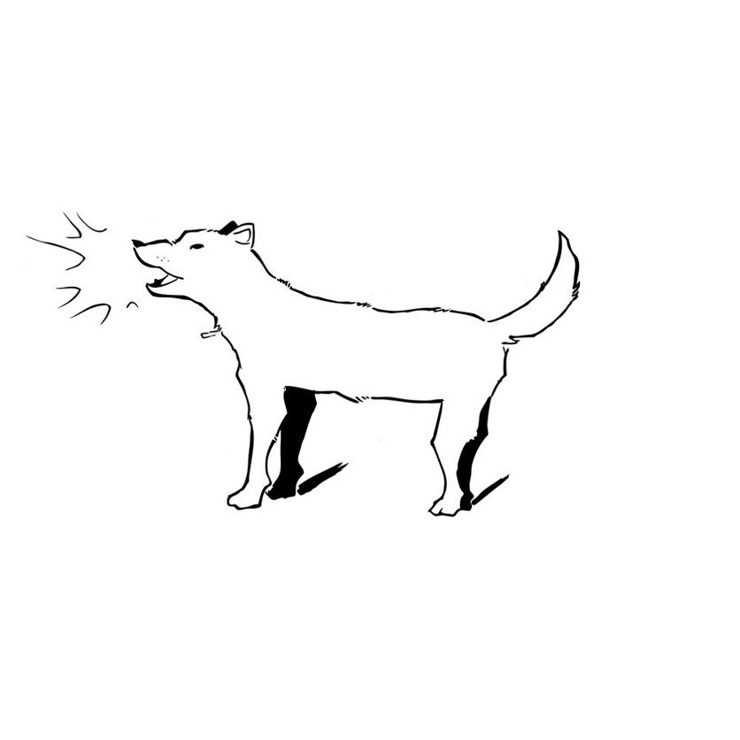 Download line art clipart Red fox /m/02csf Clip art | White