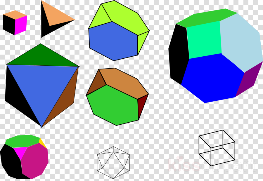 Geometry clipart Solid geometry Clip art