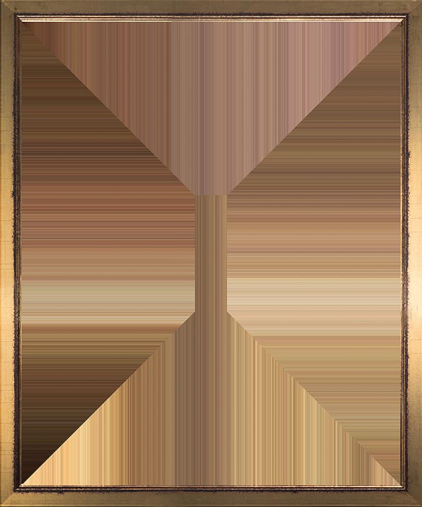 Transpa Square Golden Picture Frame Clipart Frames