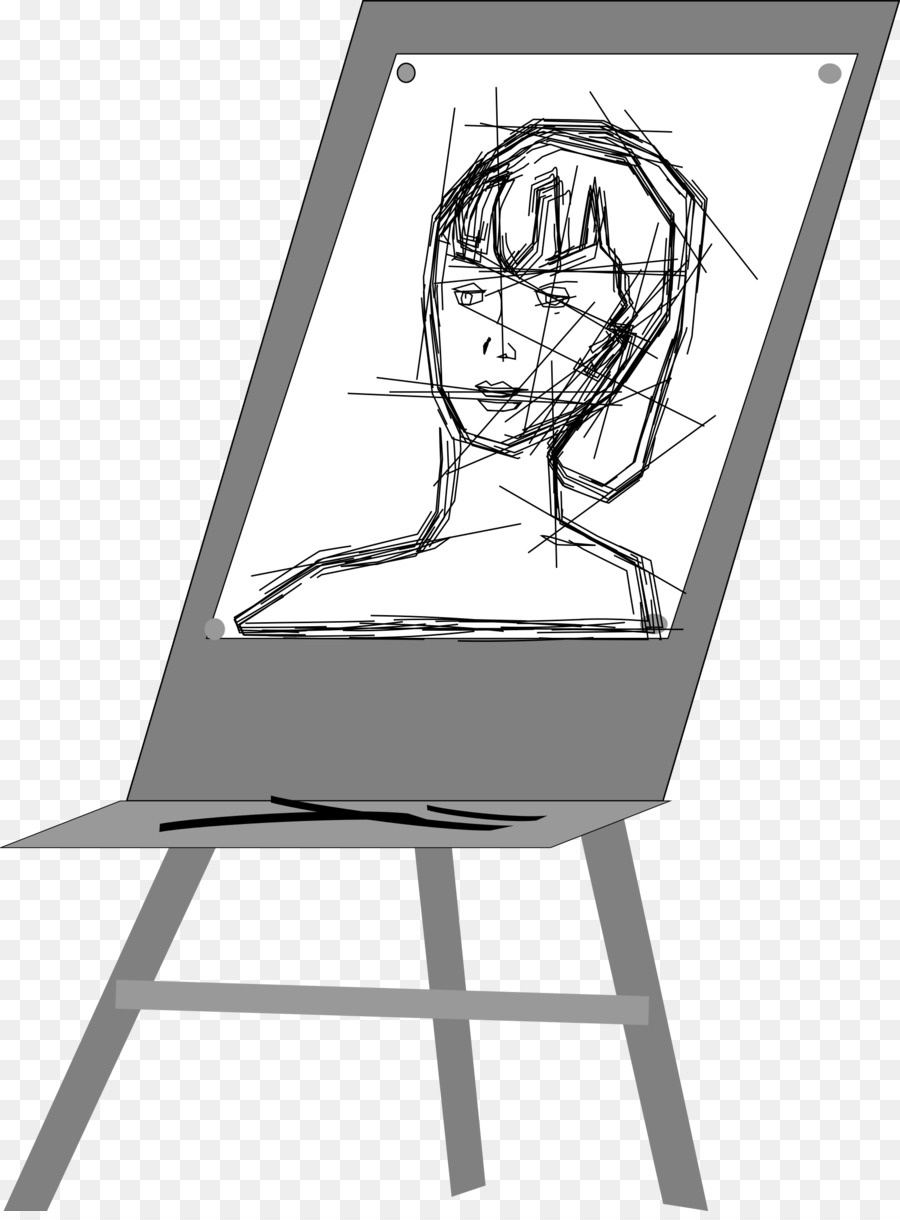 Easel Background