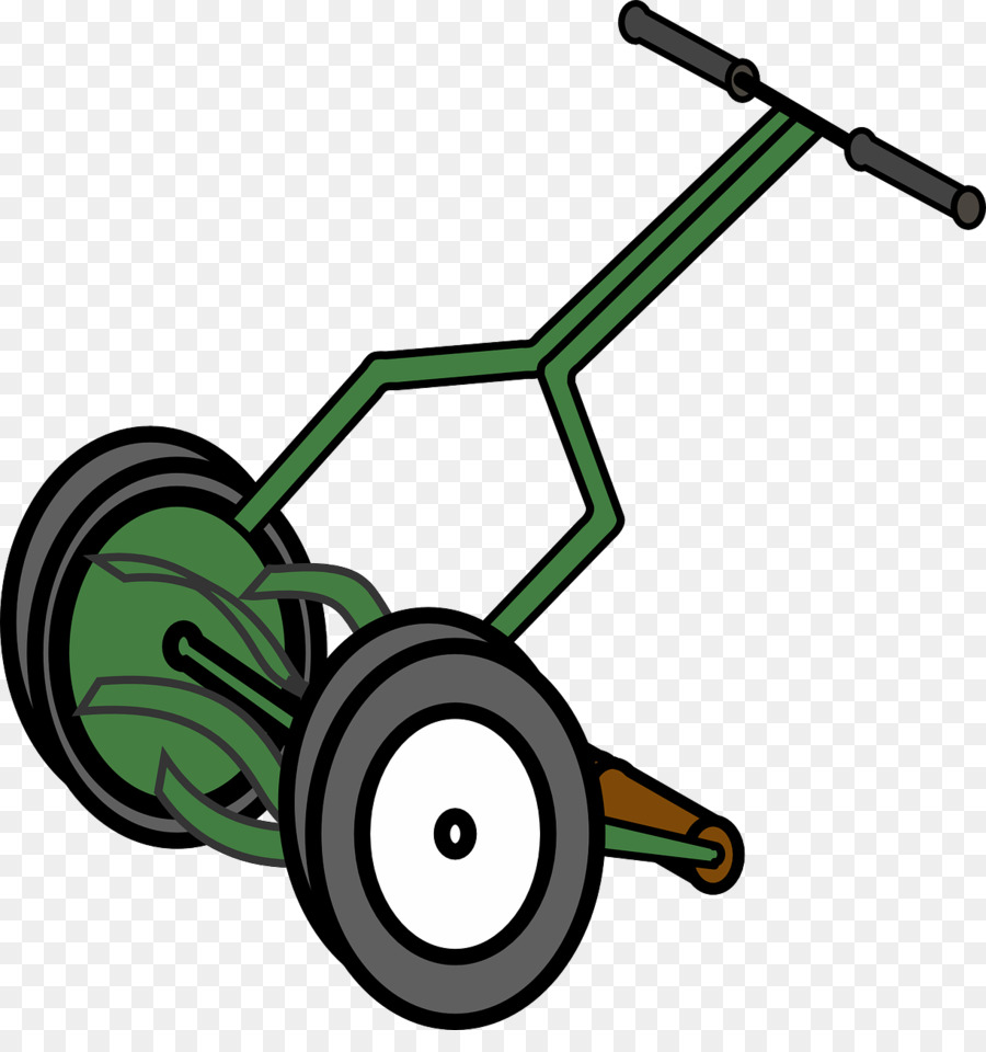 cartoon lawn mower clipart Lawn Mowers Clip art