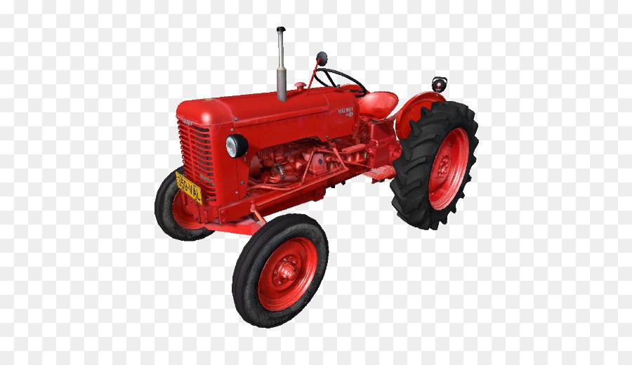 Tractor clipart Tractor Farming Simulator 17 Heavy Machinery