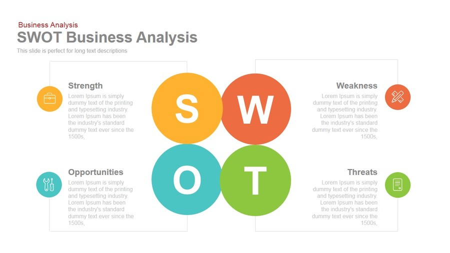 Clipart Resolution 1280720 Swot Powerpoint Template Clipart