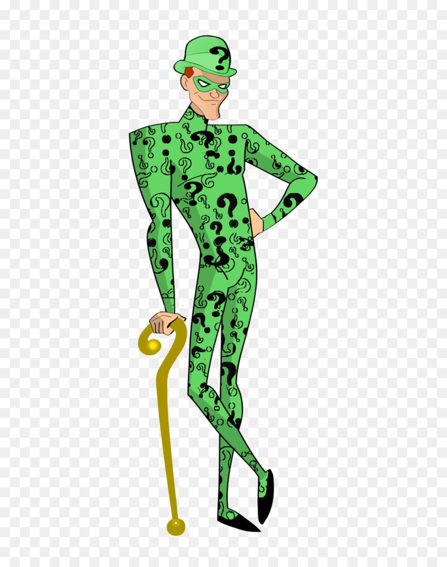 download riddler cartoon png clipart riddler batman batgirl green