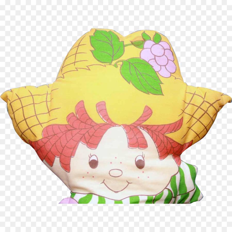 Strawberry Shortcake Cartoon Clipart Strawberry Yellow Fruit