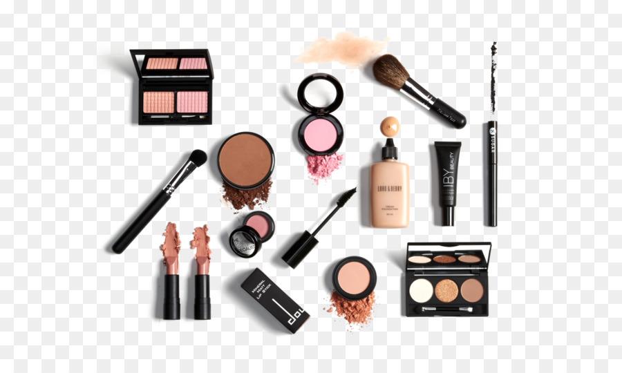 Makeup Cartoon Clipart Cosmetics Beauty Product Transparent Clip Art