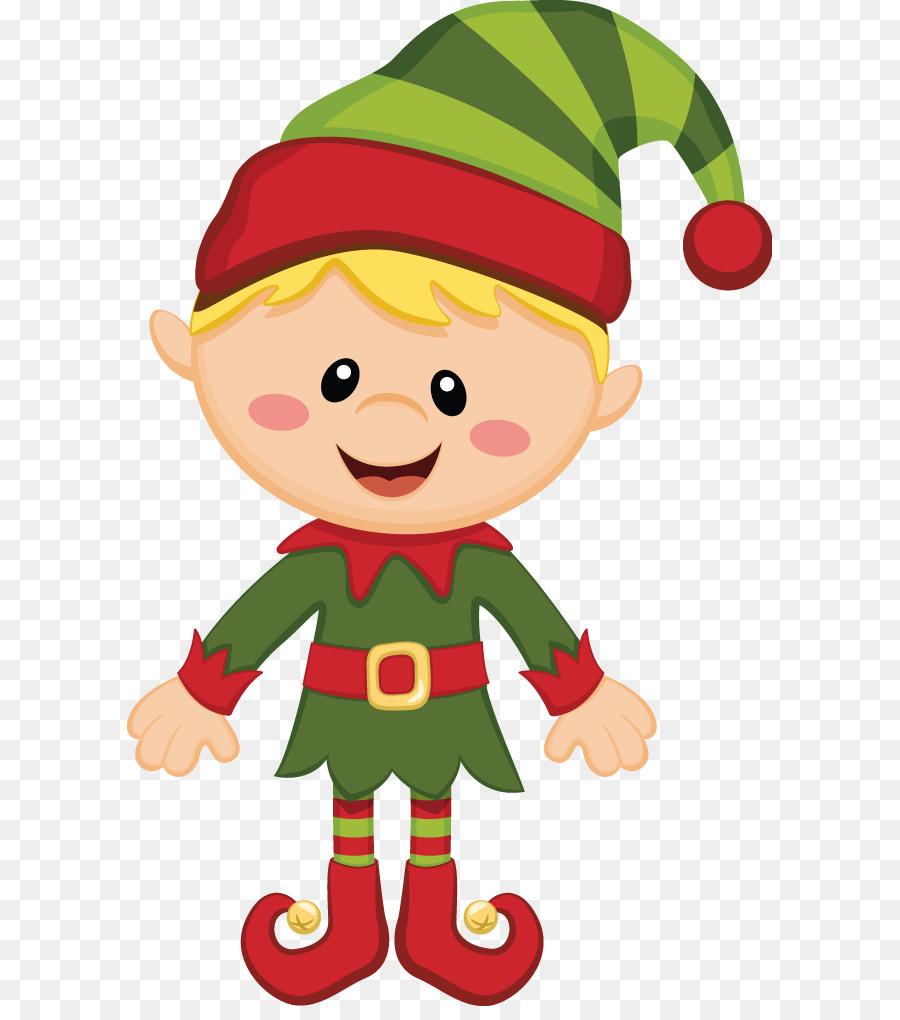 Download Christmas Elf Clipart (900 x 1020 Pixel)