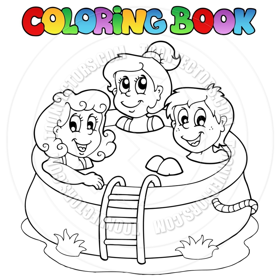 Coloring Book Halloween Clipart Spooky