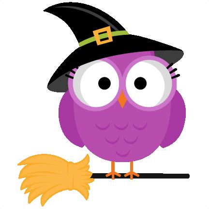 Halloween Cartoon Background clipart , Halloween, Owl