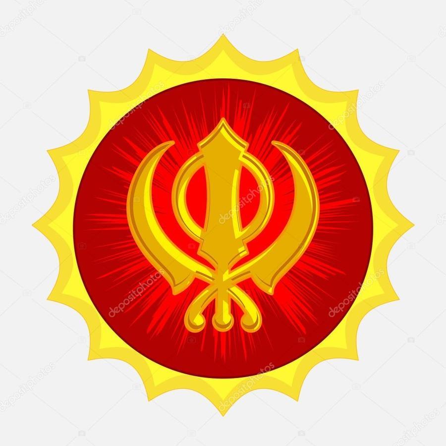 Download Symbol Clipart Symbol Sikhism Illustrationgraphics