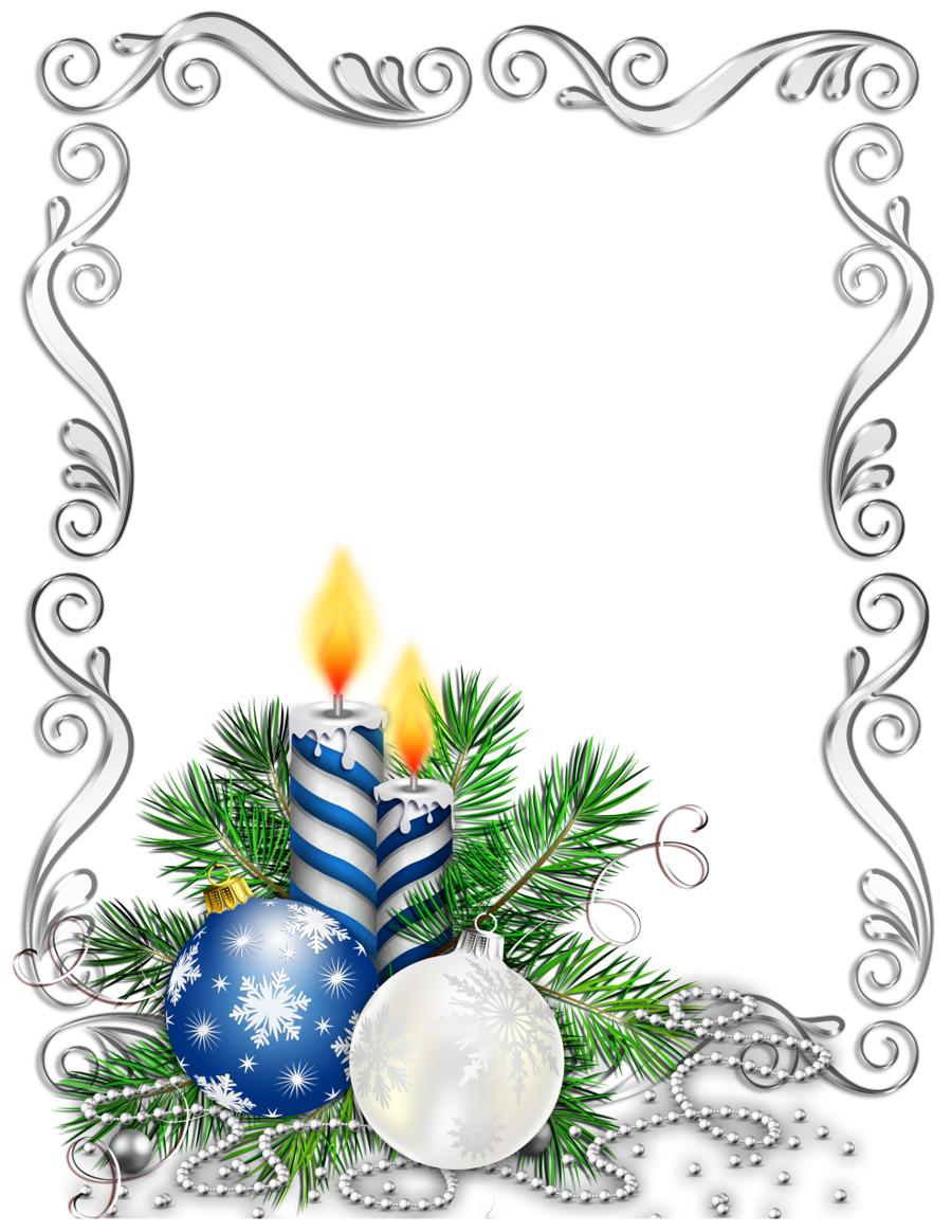 Christmas Ornament Frame Clip Art   Framecreave.co