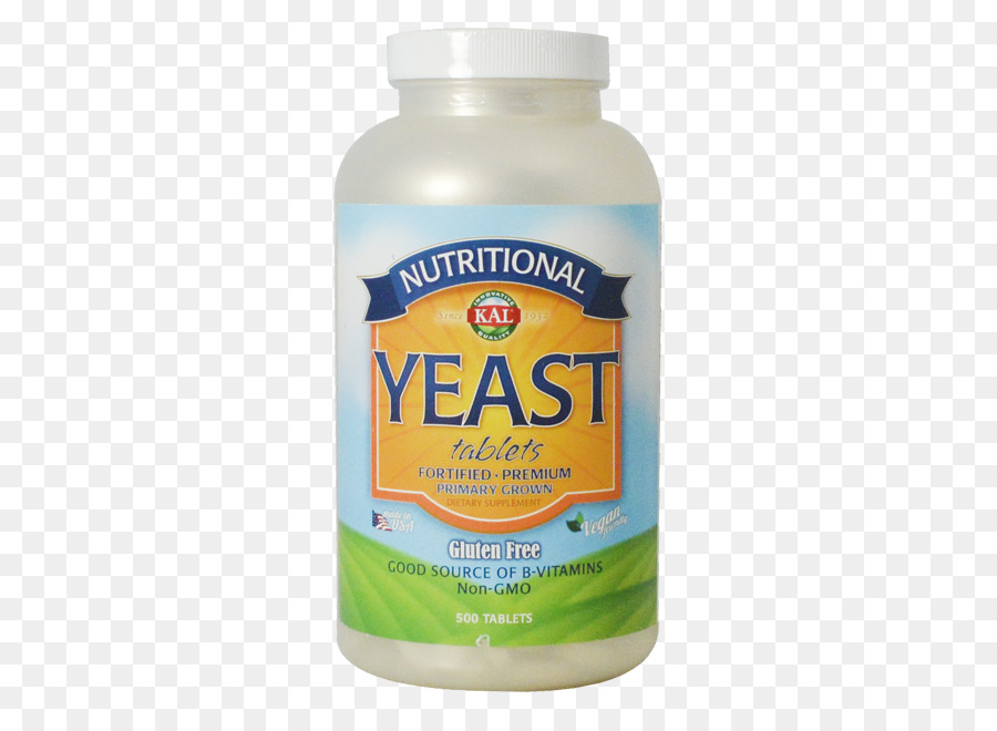 kal, nutrional yeast - 500 tablets