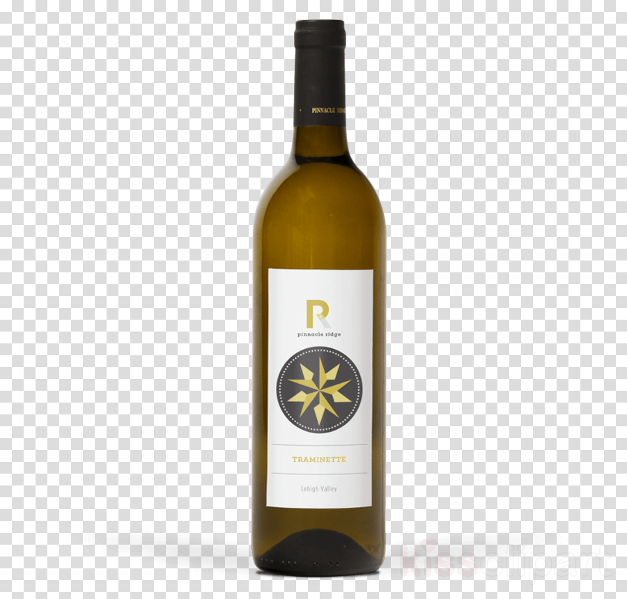 Bottle clipart White wine Traminette
