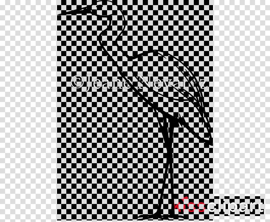 snowy egret drawing clipart Great egret Snowy egret Clip art