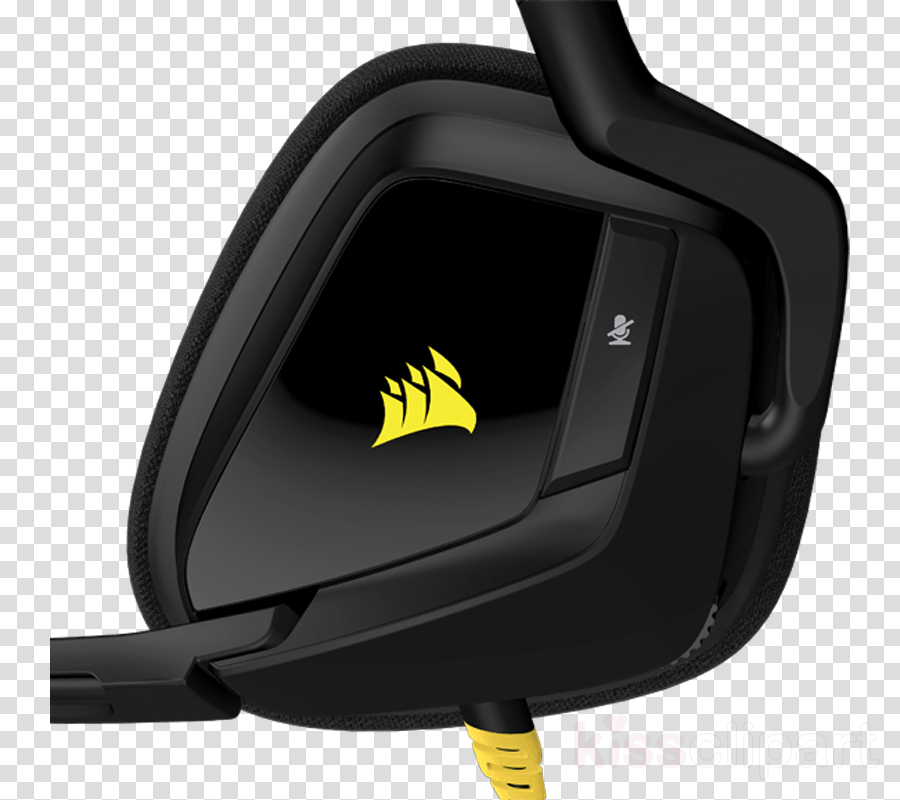 corsair void stereo gaming headset clipart Microphone Headset Corsair VOID PRO RGB