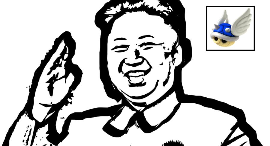 Supreme Cartoon