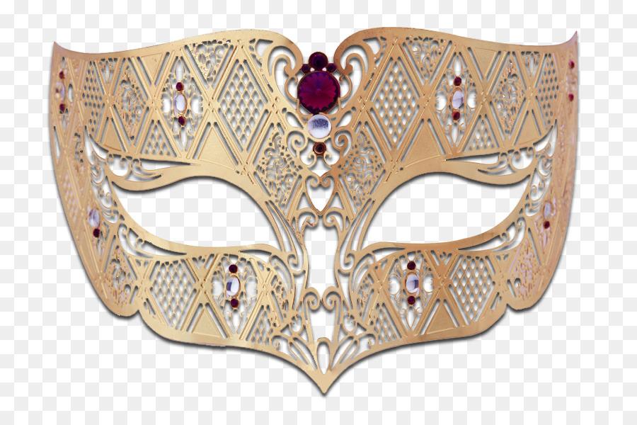 Gold Masquerade Mask Clipart