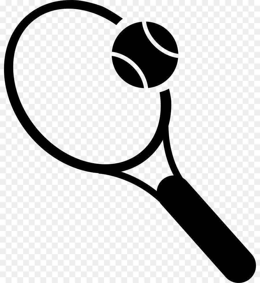 Tennis Ball Clipart Tennis Line Font Transparent Clip Art