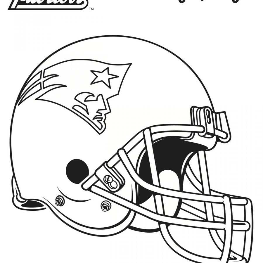 photo about New England Patriots Printable Schedule titled Down load printable soccer coloring patriots clipart Fresh new
