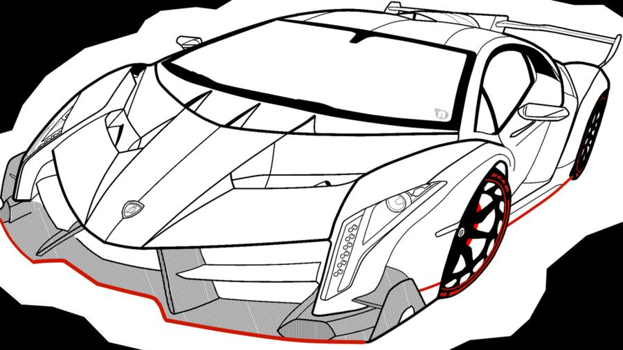 Car Drawing Design Transparent Png Image Clipart Free Download