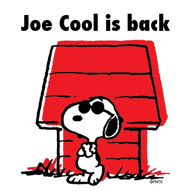 snoopy joe cool clipart snoopy woodstock peanuts