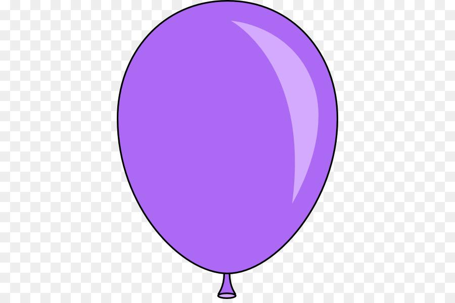 Blue Balloon Clipart Balloon Purple Blue Transparent Clip Art
