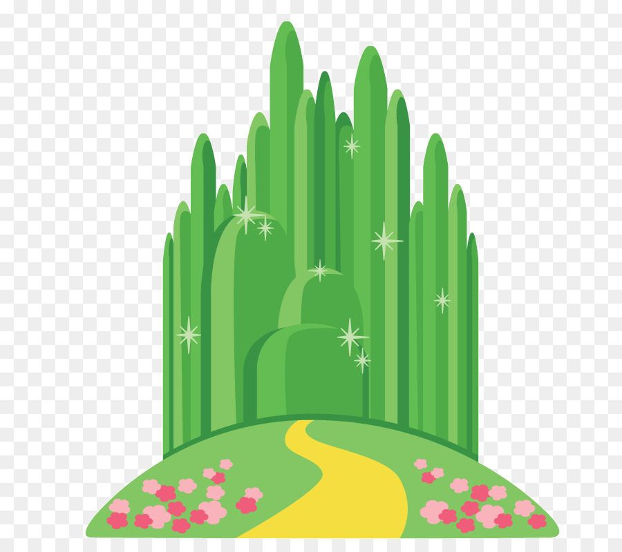Wizard Of Oz Shower Curtain Clipart The Wonderful